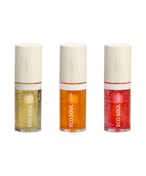 [THESAEM] Eco Soul Lip Oil - 6ml