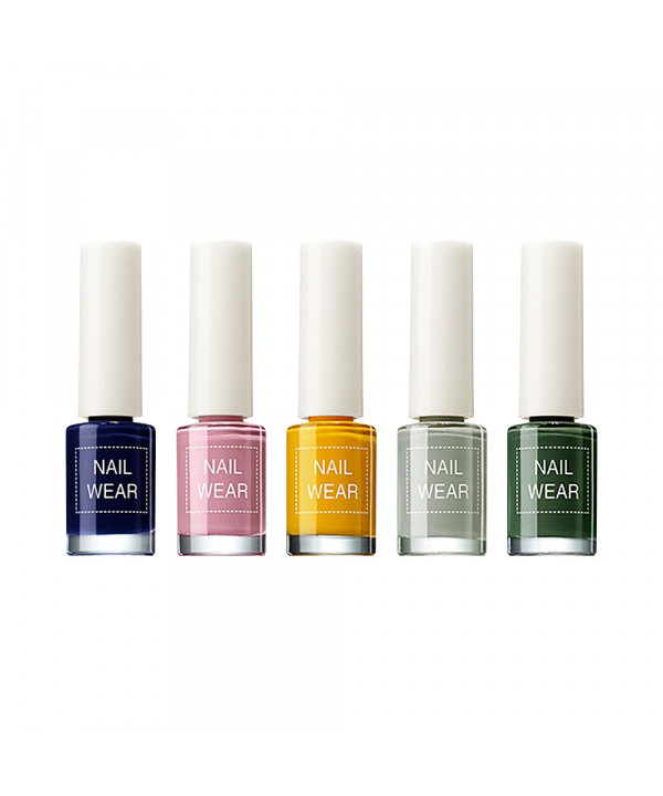 [THESAEM] Nail Wear - 7ml (31~)