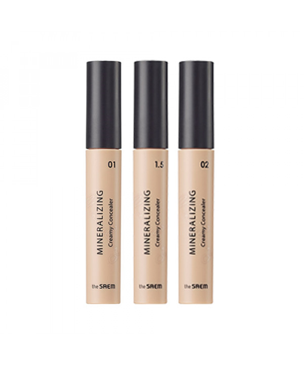 [THESAEM] Mineralizing Creamy Concealer - 4ml