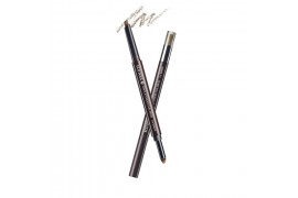 [THESAEM] Eco Soul Pencil & Powder Dual Brow - 0.8g