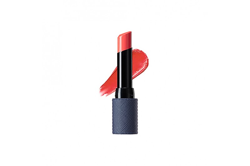 [THESAEM_50% SALE] Kissholic Lipstick Leather Glow - 3.8g