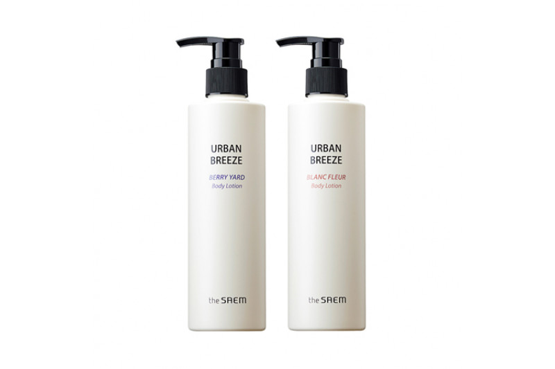 [THESAEM] Urban Breeze Body Lotion - 250ml