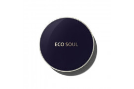 W-[THESAEM] Eco Soul Perfect Cover Pact - 11g (SPF27 PA++) (New) x 10ea