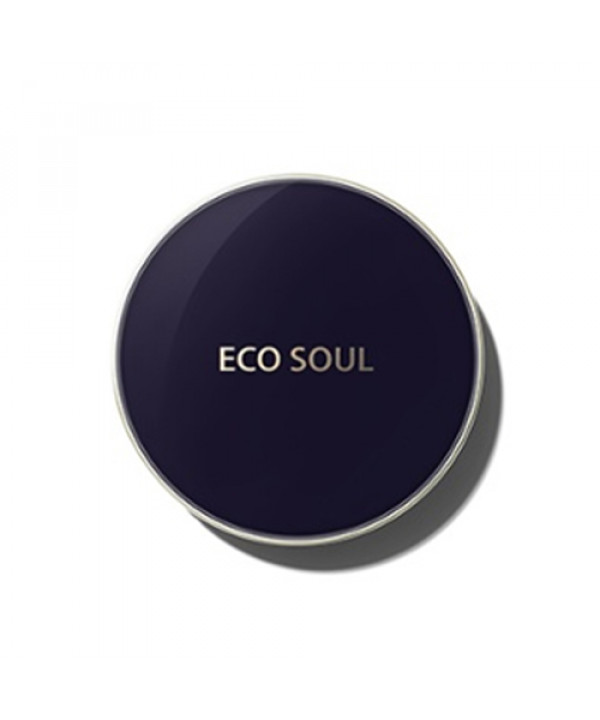 [THESAEM] Eco Soul Perfect Cover Pact - 11g (SPF27 PA++) (New)