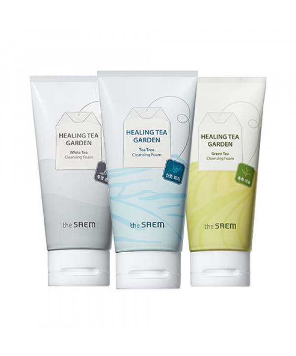 [THESAEM] Healing Tea Garden Cleansing Foam - 150ml (New)