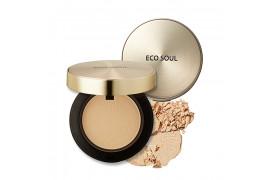 W-[THESAEM] Eco Soul Luxury Gold Pact - 9g (SPF30 PA+++) x 10ea
