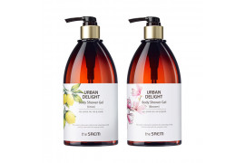 [THESAEM] Urban Delight Body Shower Gel - 400ml