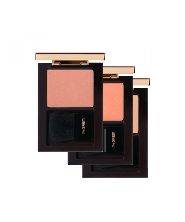 [THESAEM] Eco Soul Luxe Blusher - 6g