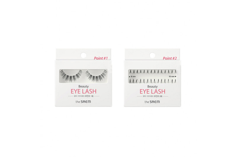 [THESAEM] Beauty Eye Lash Point - 1pcs
