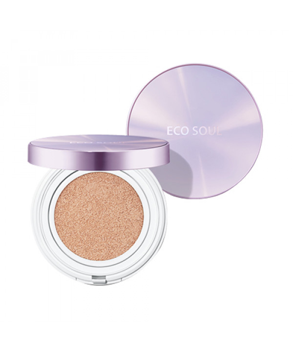 W-[THESAEM] Eco Soul Essence Cushion Waterproof - 15g x 10ea