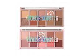 W-[THESAEM] Color Master Shadow Palette - 9g x 10ea