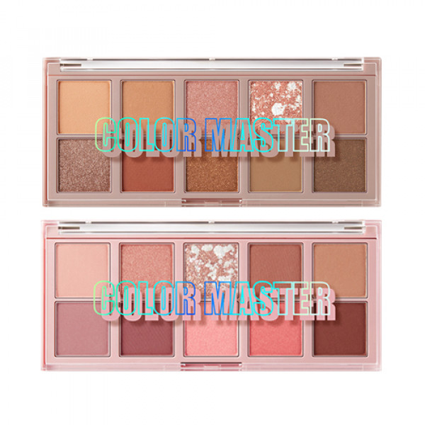 [THESAEM] Color Master Shadow Palette - 9g