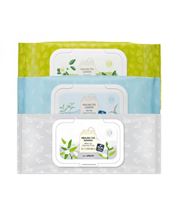 [THESAEM_LIMITED] Healing Tea Garden Cleansing Tissue - 1pack (60pcs) (EXP 2021.05.27)