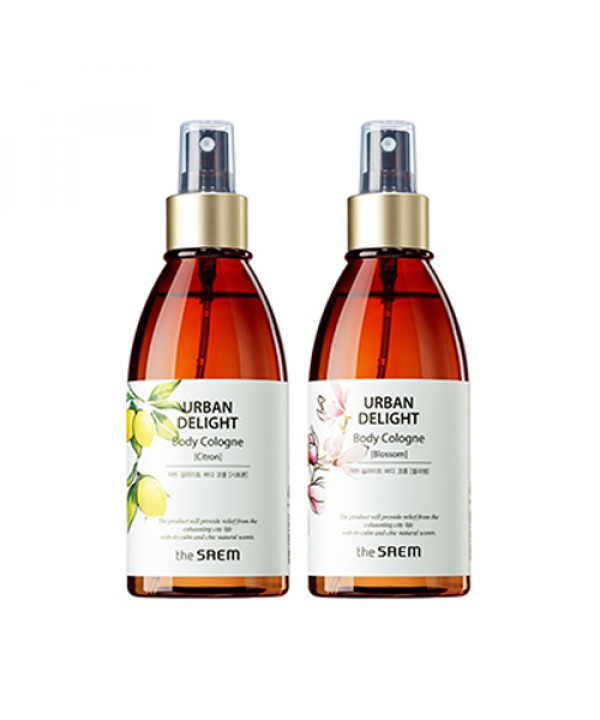 [THESAEM] Urban Delight Body Cologne - 150ml