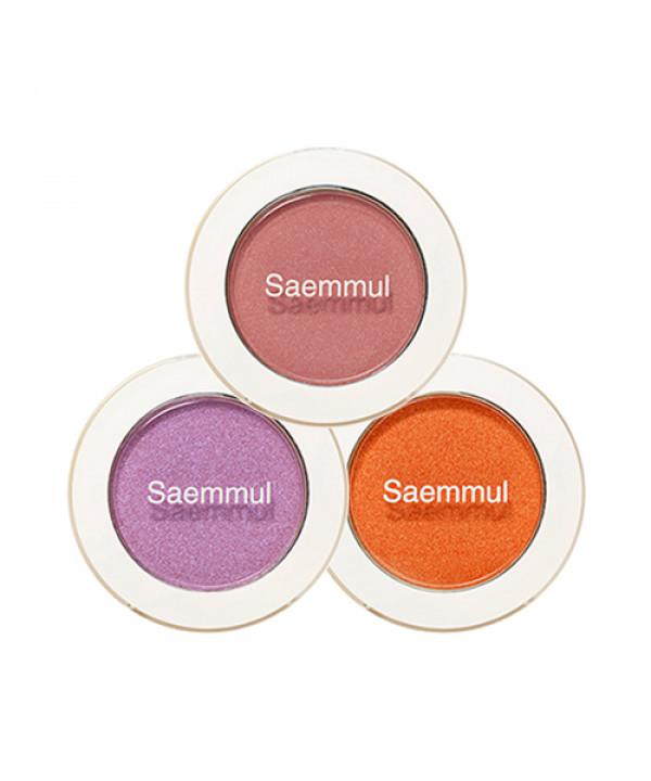 [THESAEM] Saemmul Single Shadow (Shimmer) - 2g (New)