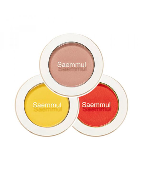 [THESAEM] Saemmul Single Shadow (Matt) - 2g (New)