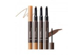 [THESAEM] Eco Soul Brow Pencil & Mascara - 0.2g+2.5ml
