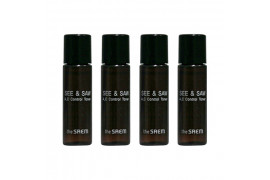 [THESAEM_Sample] See & Saw A.C Control Toner Samples - 4ea