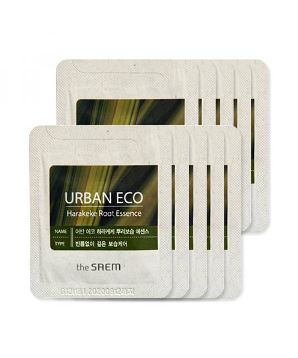 [THESAEM_Sample] Urban Eco Harakeke Root Essence Samples - 10pcs