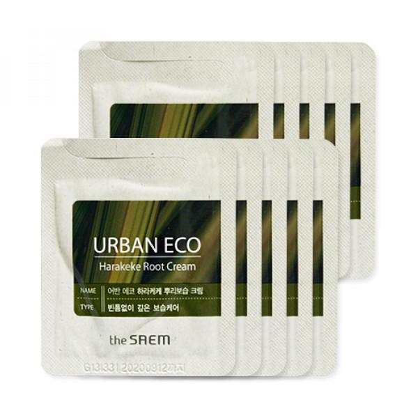 [THESAEM_Sample] Urban Eco Harakeke Root Cream Samples - 10pcs