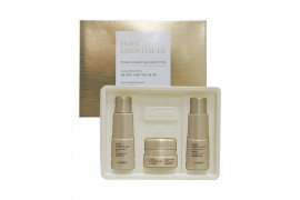 [THESAEM_Sample] Snail Essential EX Wrinkle Solution Special Gift 3 Set Samples - 1pack (3ea)