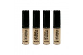 [THESAEM_Sample] Cover Perfection Tip Concealer Samples - 4ea No.01 Clear Beige