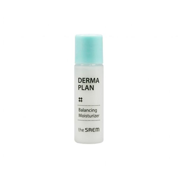 [THESAEM_Sample] Derma Plan Balancing Moisturizer Samples - 4ea