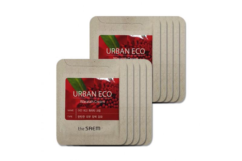 [THESAEM_Sample] Urban Eco Waratah Cream Samples - 10pcs