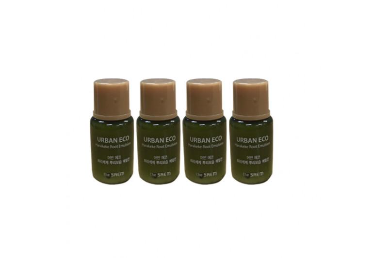 [THESAEM_Sample] Urban Eco Harakeke Root Emulsion Samples - 5ml x 4ea