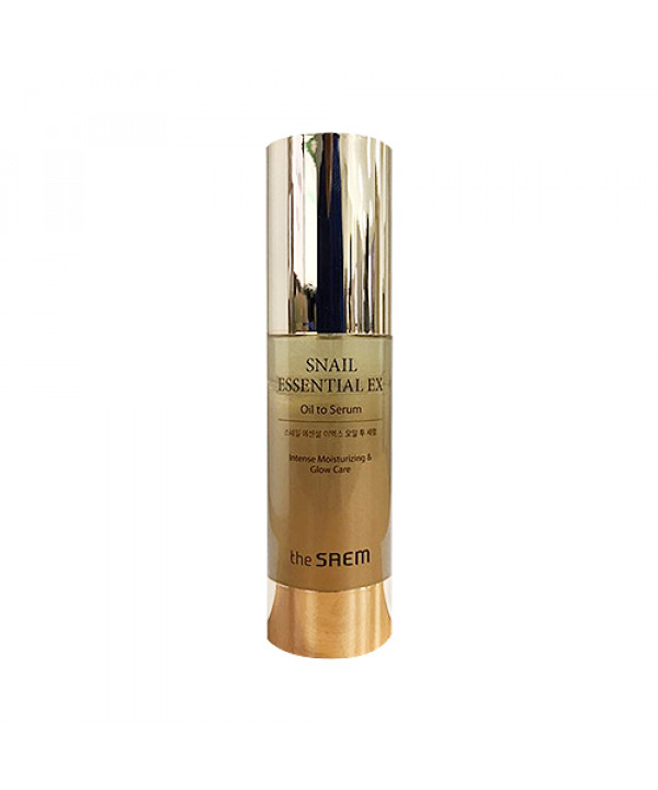 [THESAEM_Sample] Snail Essential EX Oil To Serum Sample - 35ml