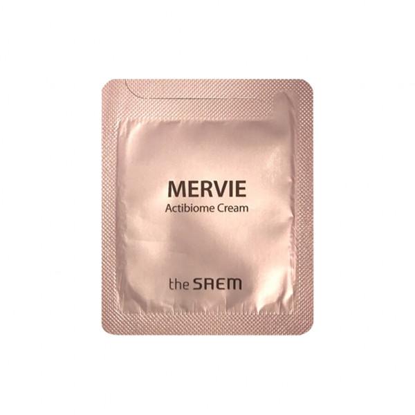 [THESAEM_Sample] Mervie Actibiome Cream Samples - 10pcs