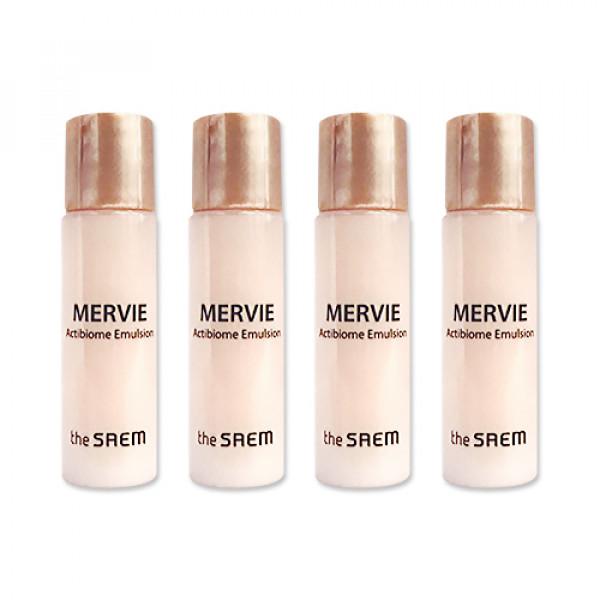 [THESAEM_Sample] Mervie Actibiome Emulsion Samples - 4ea