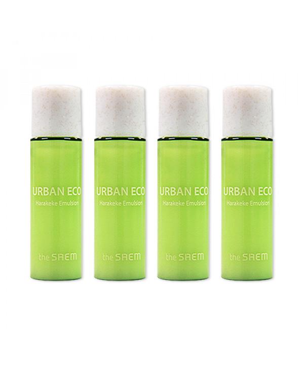 [THESAEM_Sample] Urban Eco Harakeke Emulsion Samples (2020) - 4ea