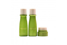 [THESAEM_Sample] Urban Eco Harakeke Mini 3 Set Sample - 1pack (3items)