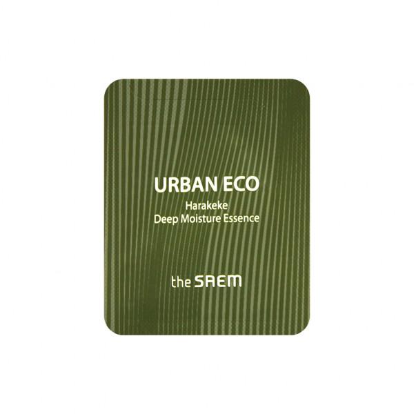 [THESAEM_Sample] Urban Eco Harakeke Deep Moisture Essence Samples - 10pcs