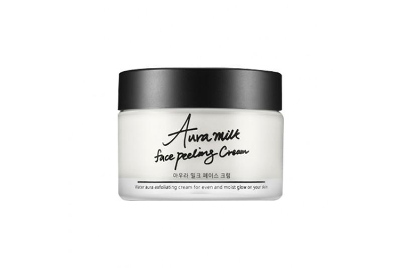 [TIA'M_LIMITED] Aura Milk Face Peeling Cream - 50ml