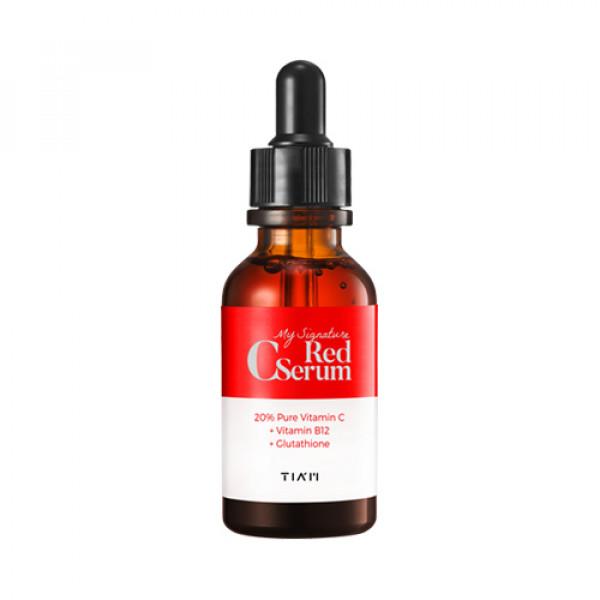 [TIA'M] My Signature Red C Serum - 30ml (EXP 2022.11.15)
