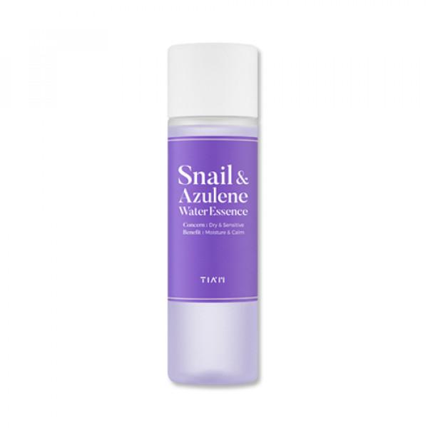 [TIA'M] Snail & Azulene Water Essence - 180ml