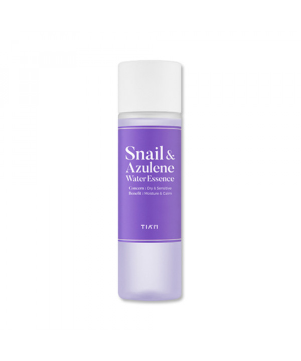 [TIA'M] Snail & Azulene Water Essence - 180ml