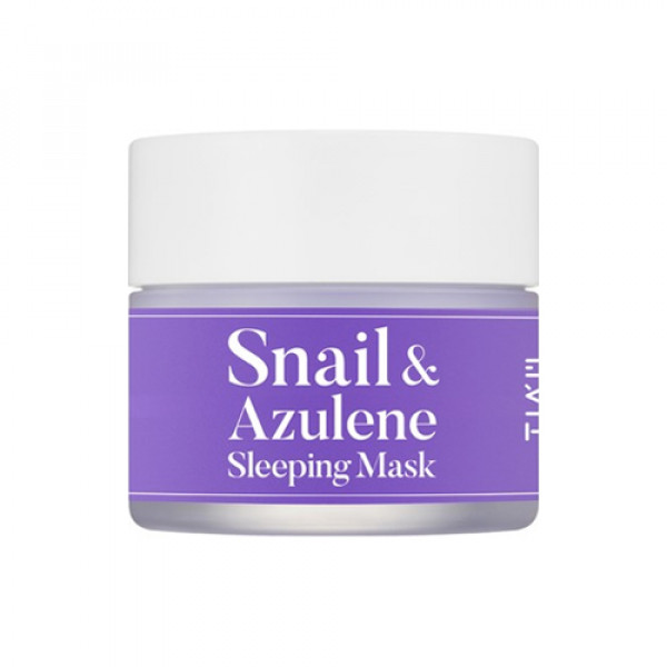 [TIA'M] Snail & Azulene Sleeping Mask - 80ml