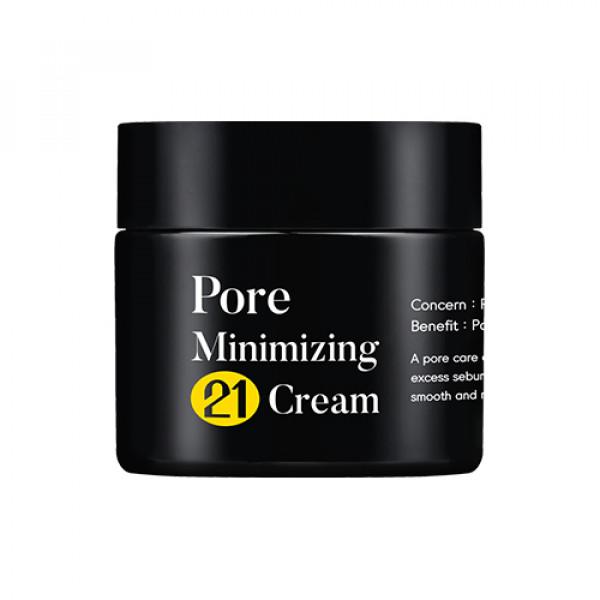 [TIA'M] Pore Minimizing 21 Cream - 50ml