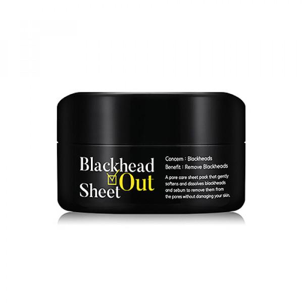 [TIA'M] Blackhead Out Sheet - 1pack (35pcs)