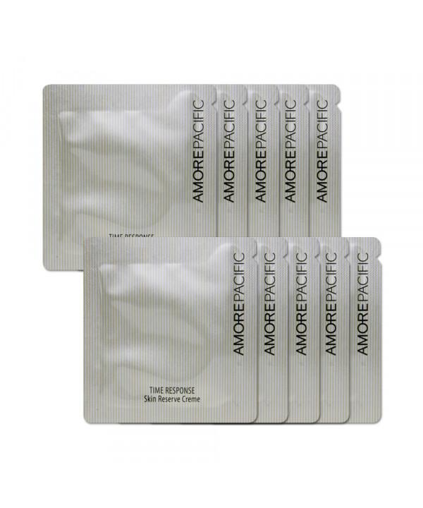 [TIME RESPONSE_Sample] Skin Reserve Creme Samples - 10pcs