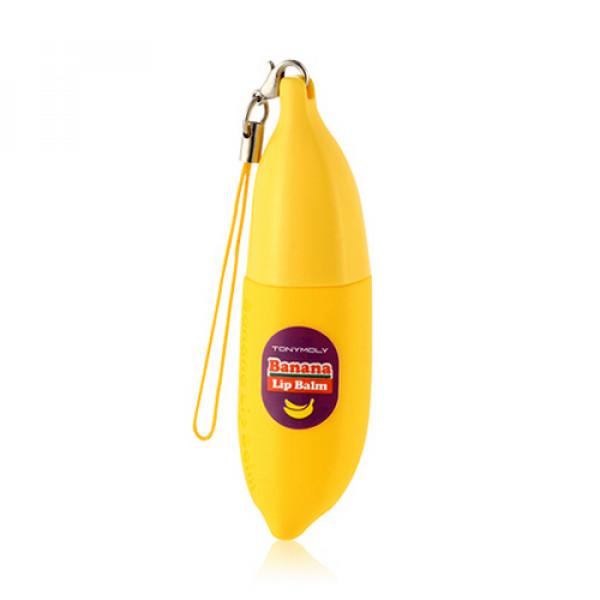 [TONYMOLY] Delight Dalcom Banana Pong Dang Lip Balm - 7g