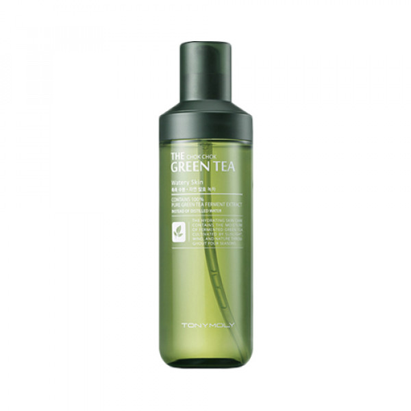 [TONYMOLY] The Chok Chok Green Tea Watery Skin - 180ml