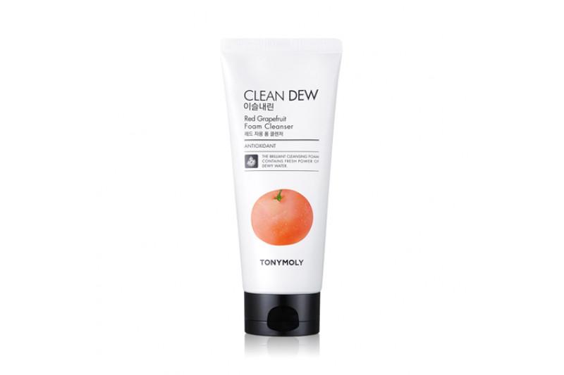 [TONYMOLY] Clean Dew Foam Cleanser - 180ml