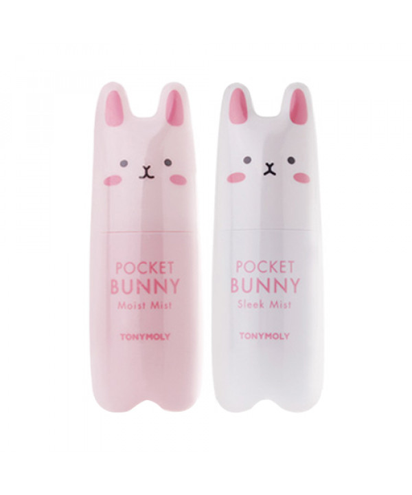 [TONYMOLY_LIMITED] Pocket Bunny Mist (New) - 60ml (EXP 2022.05.10)