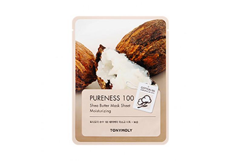 [TONYMOLY] Pureness 100 Mask Sheet - 1pcs (New)