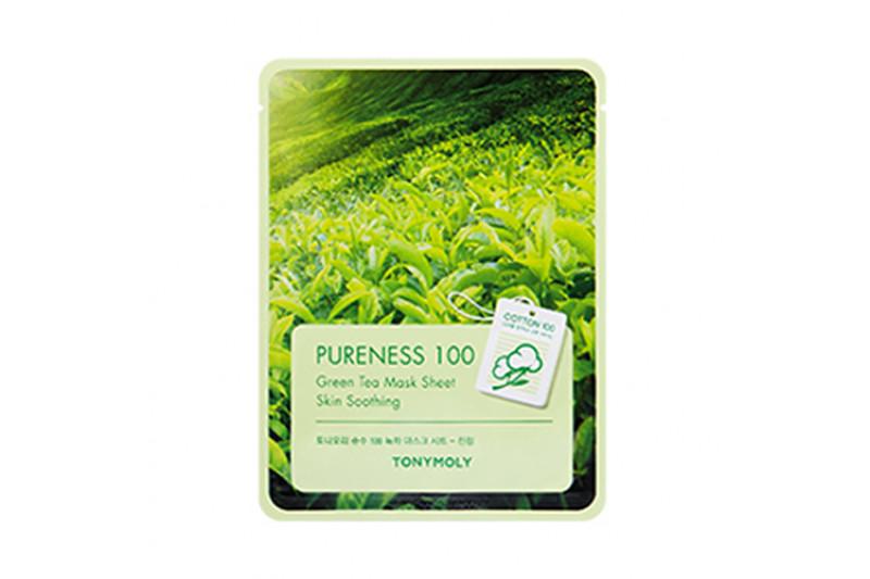 [TONYMOLY_LIMITED] Pureness 100 Mask Sheet - 10pcs (New) (EXP 2020.06.26)