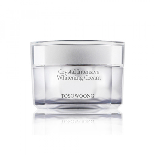 [TOSOWOONG] Crystal Intensive Whitening Cream - 50g
